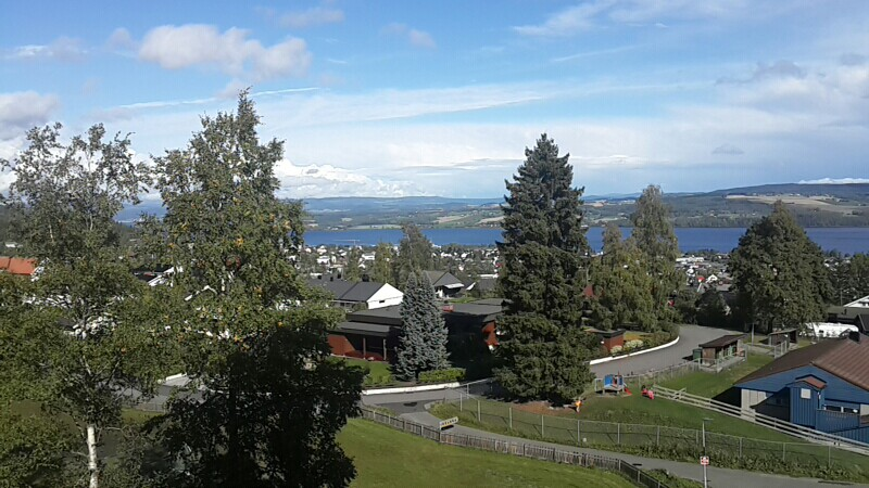 """Life after China: Gjøvik, my new """"hometown"""" - A far cry from Shanghai"""