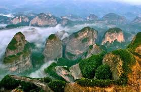 Guangdong Mountains