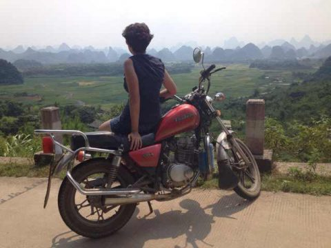 Guangxi - Bike to your heart's content