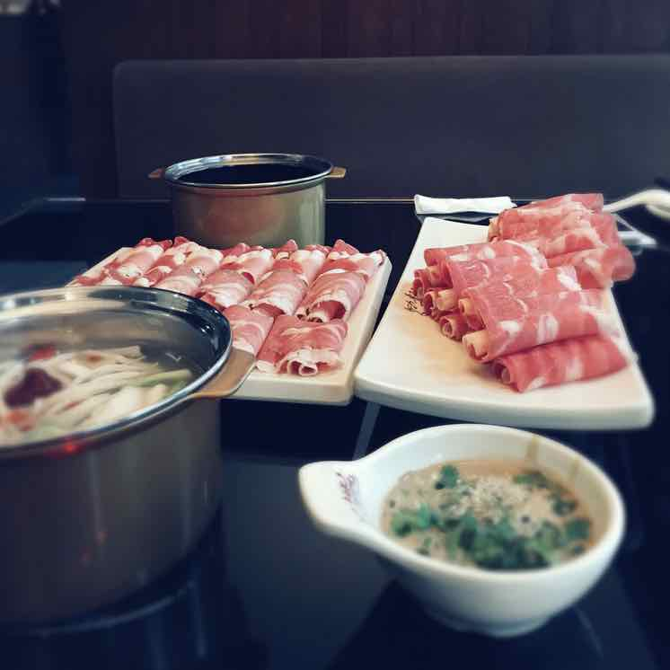 Hotpot at Haidilao