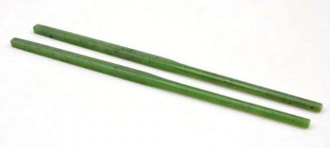 Jade Chopsticks - Why do Chinese eat with Chopsticks