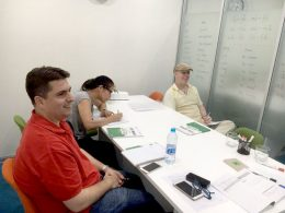 Learn Chinese in Shanghai - Small Group Class