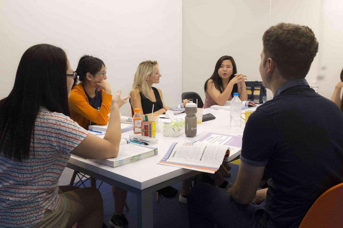 Semester Program in Taiwan