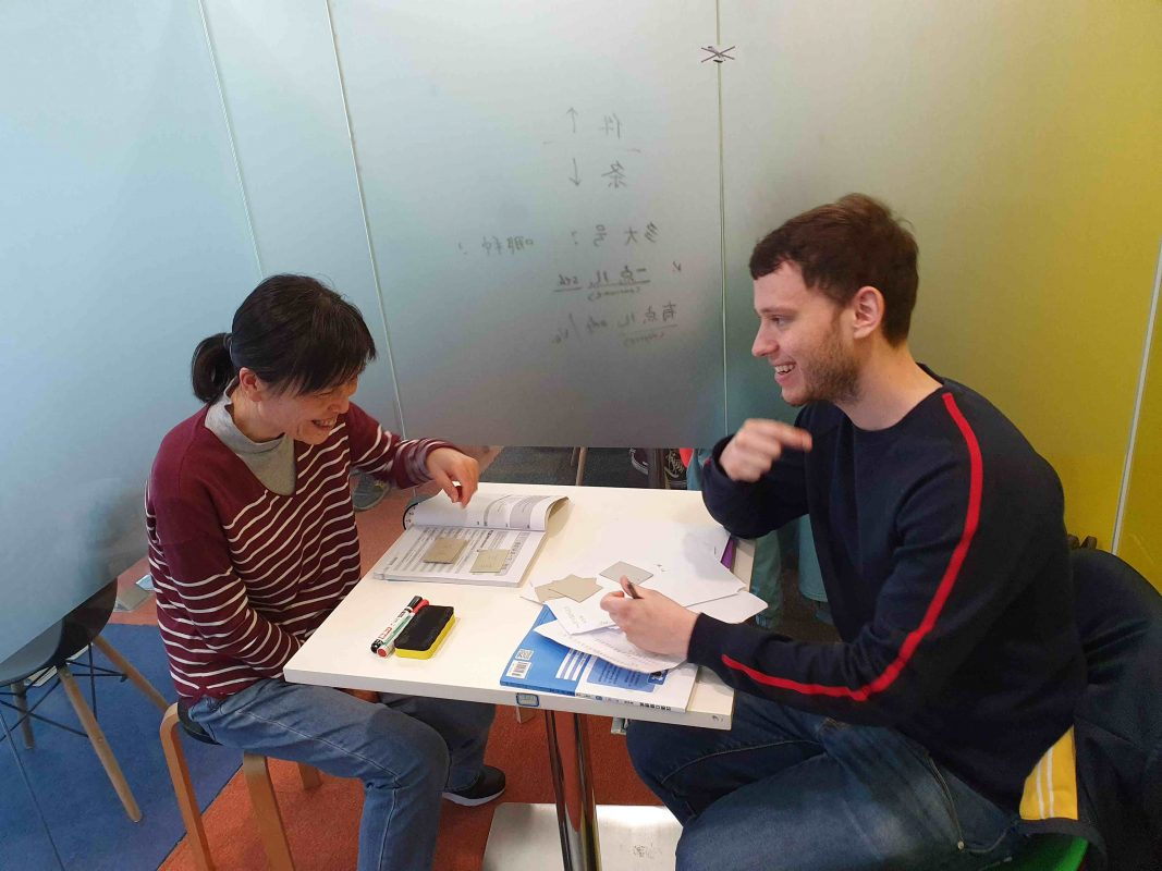1-on-1 Chinese Classes at LTL