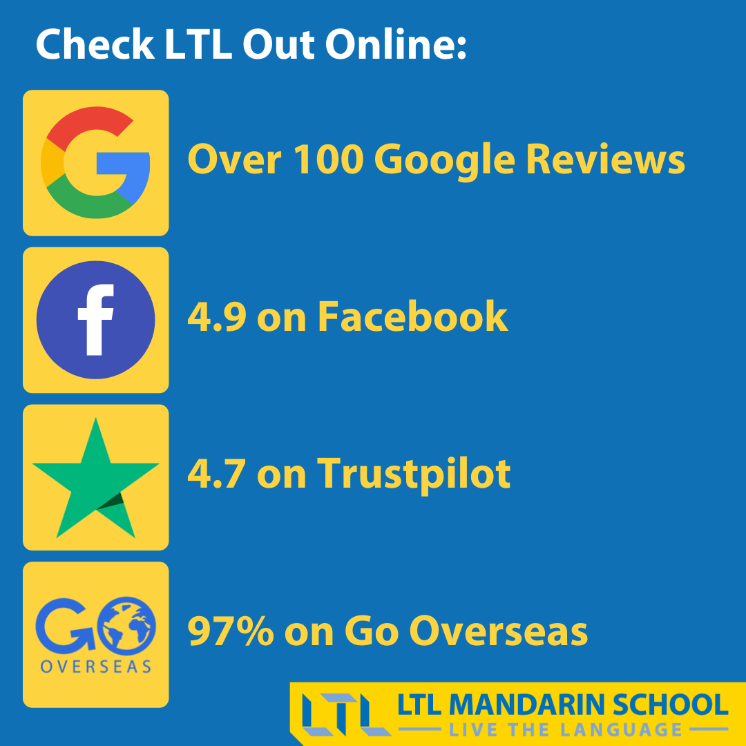 LTL Mandarin School Online Reviews
