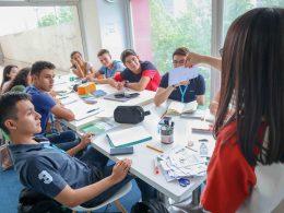 Studying hard!