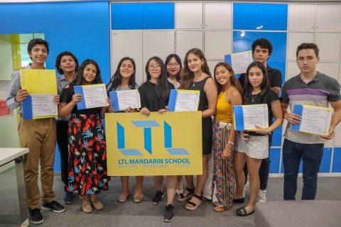 All smiles for LTL