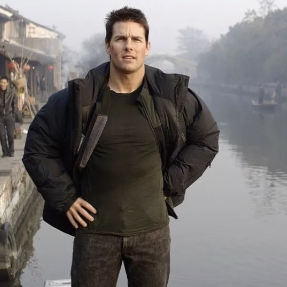 Mission Impossible with Tom Cruise
