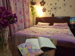 Chinese Homestay Bed Room in Beijing