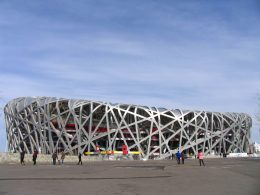 Beijing National Stadium - Bird's Nest