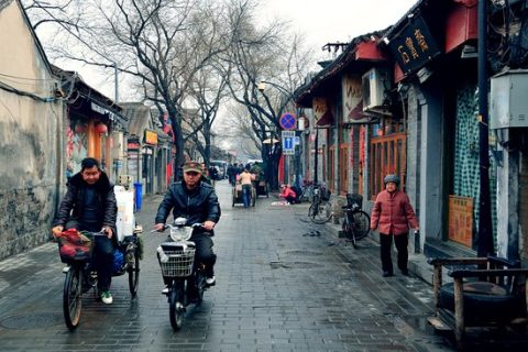 Best area to Study Chinese - Dive into the Beijing Hutongs
