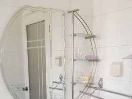 Serviced Apartment Bathroom in Beijing
