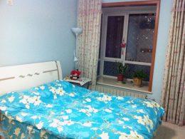 Host Family bedroom in Shanghai