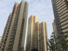 Shanghai Shared Apartment Complex