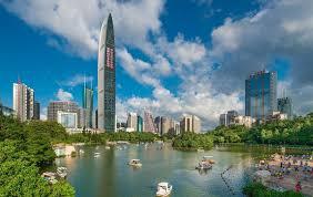Shenzhen - A City growing fast