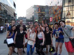 Shopping trip in Beijing