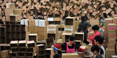 Singles' Day Sales in China 11/11: Sales That Make Black Friday Average