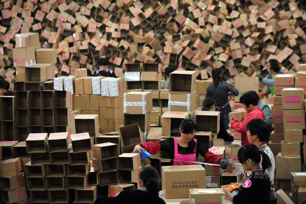 Singles' Day in China - You've seen nothing quite like it!