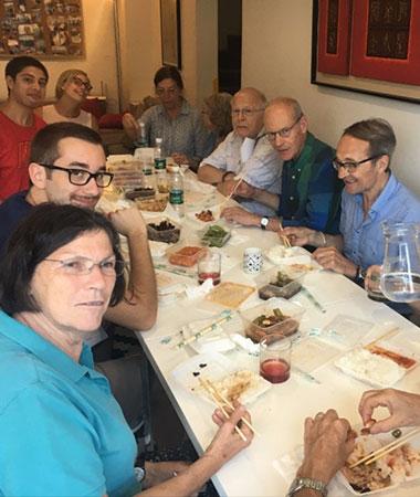 social-lunch