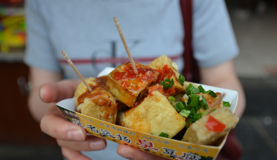 What is tofu: stinky Tofu