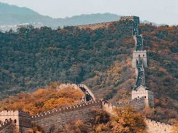Learn Chinese on the Great Wall