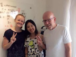 Learning Chinese in Beijing with Teacher Lucy