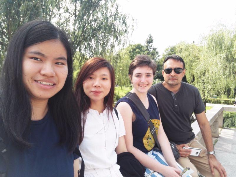 Suzhou day trip summer 2016