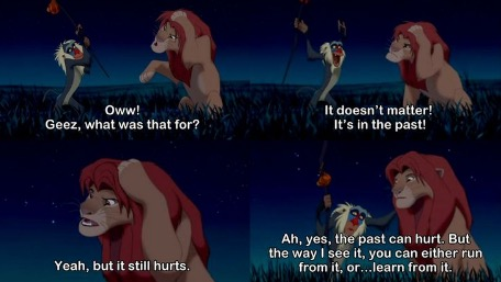 The Lion King in Chinese - Movie Quotes in Chinese