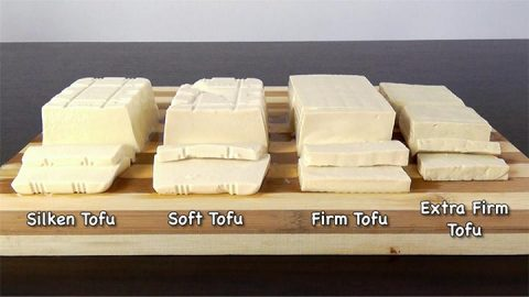 What is Tofu? Here are some Tofu Types