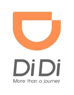 DiDi dache more than a journey logo