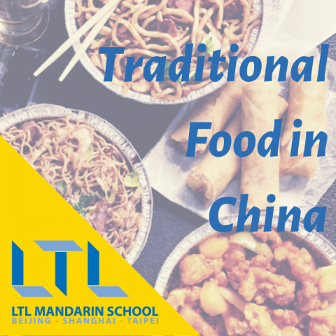 Traditional Chinese Food - What is our Top 5?