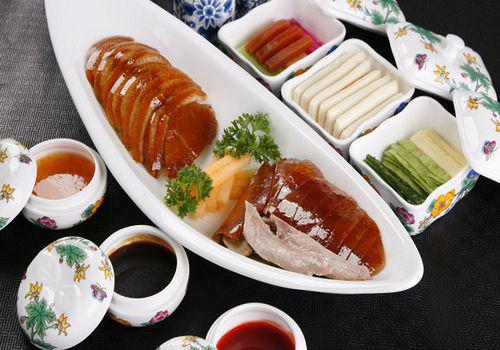 Beijing Duck - Traditional Food in China