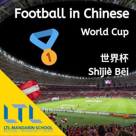 Football in China - World Cup in Chinese