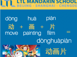 Cartoon - Learn Mandarin