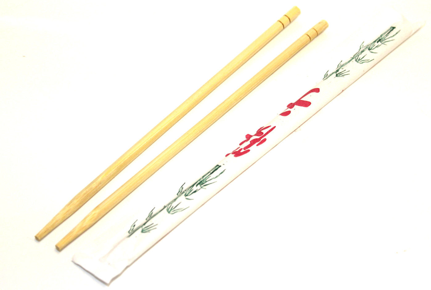 Disposable Bamboo Chopsticks - Commonly used in China