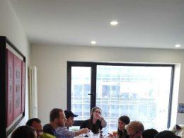 Lunch Club in LTL