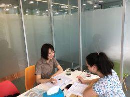 one on one class in LTL Beijing