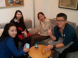 Our Beijing Mandarin teachers