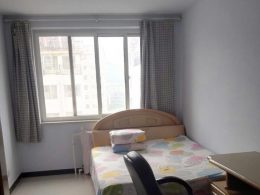 Typical Chengde Bedroom at our Homestay