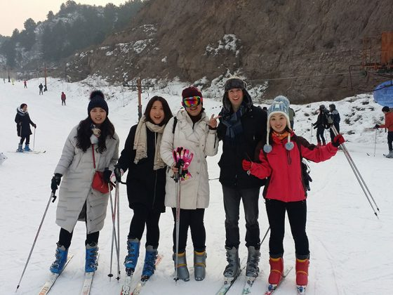 Enjoying Immersion in Chengde