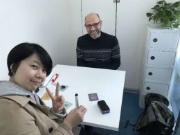Learning Chinese in Shanghai
