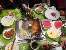 Hai Di Lao Hotpot - One of our students favourites