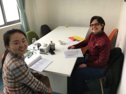 One on One Chinese Lesson