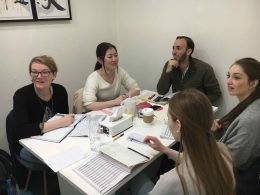 Chinese classes in Shanghai