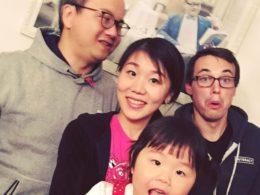 Student - Family bonding in Chengde