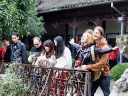 Exploring surrounding areas of Shanghai
