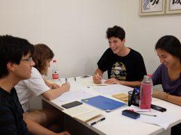 Learning Mandarin in Shanghai