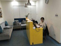 Dannie keeping things in check at LTL Shanghai
