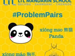 Learn Chinese - Problem Pairs - Xiong Mao