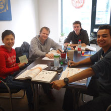 Chinese Classes in Shanghai - Group |